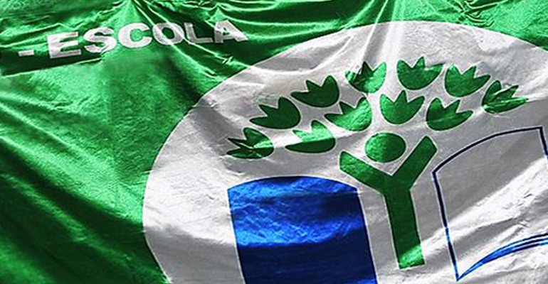 Hastear Bandeira Eco-Escolas